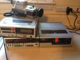 JVC recorder,Tuner Adaptor,battery,compatable P... - $38.70