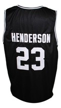 TJ Henderson Smart Guy Tv Show Basketball Jersey New Sewn Black Any Size image 2