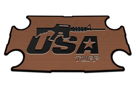 USATuff Cooler Seat Pad fits Ozark Trail 52qt 2-Layer USA LS - Tan Black - $87.98