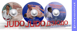 Judo.Katsuhiko Kashiwazaki.Japanese school of judo-180min. 3DVD(Disc only). - $13.10