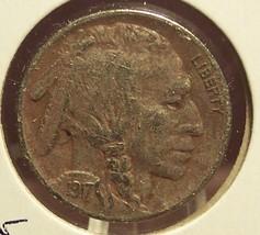 1917 Buffalo Nickel vf+ FREE SHIPPING #584 - $10.50