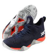 ASICS Blaze NOVA Men's Basketball Shoes Casual Navy Orange NWT 1061A020-400 - $176.61