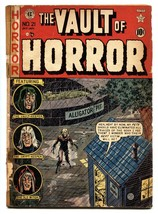 Vault of Horror #21 1953- EC comics-comic book HORROR - $206.13