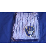 Womens Concept Sports NWT Milwaukee Brewers Sleep Shorts Size Large - $23.95