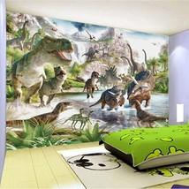 "3D Wallpaper "" Dinosaurs"" - $35.00+"