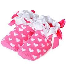 Baby Socks Lovely Cotton Summer Infant Socks 0-12 Months(Heart) image 2