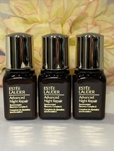 3x Estee Lauder Advanced Night Repair Synchronized Recovery Complex II = .72oz - $22.72