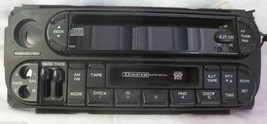 02-07 Dodge Chrysler Jeep Radio CD Cassette Face Plate Replacement P0506... - $9.70