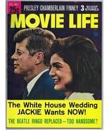 ORIGINAL Vintage July 1964 Movie Life Magazine JFK John Jackie Kennedy - $19.79