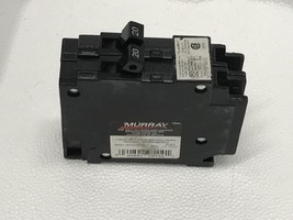 Murray MP2020 Two 20Amp Single-Pole Type MH-T Tandem NCL Circuit Breaker... - $14.03