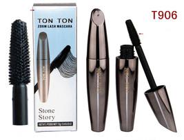 TON TON Fiber Zoom Lash Mascara Black Transplanting gel & fiber Korea Co... - $7.12