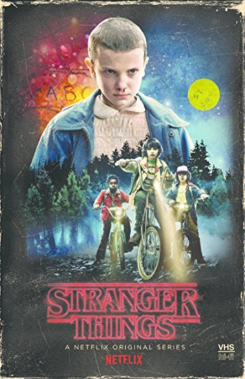 Primary image for Stranger Things Season One DVD+Blu-ray Exclusive VHS Box Style Packaging