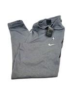 Nike Men NBA Milwaukee Bucks Team Issued Gray Sweatpants 932974 032 Size... - $75.95