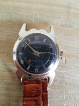 VINTAGE RARE GILBERT ANTIMAGNETIC SWISS MADE WATCH.MISSING BAND.SOLD FOR... - $65.44