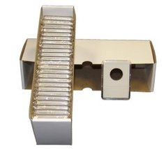 500 Coin Grading Slabs for Half Dollars. (WHOLESALE / CASE QUANTITY)  - $175.00