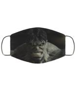 Incredible Hulk v2 Design Face Mask Artwork FMA Face Mask - $13.95+