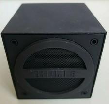 iHome Bluetooth Rechargeable Mini Speaker Cube - Black (1st Version) iBT16GC - $13.95