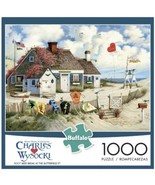 Charles Wysocki - Root Beer Break At the Butterfield's 1000 Piece Jigsaw... - $16.83