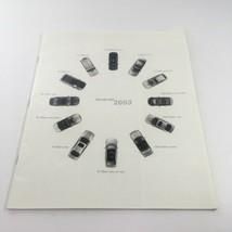 2003 Mercedes-Benz C-Class, SLK-Class Dealership Car Auto Brochure Catalog - $10.65