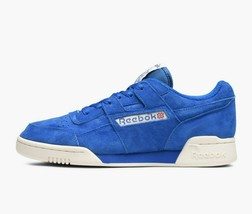 Reebok Men's Classic Workout Plus Vintage Trainers Running Shoes BD3382 ... - $77.13