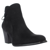 Dirty Laundry by Chinese Laundry Wing It Lace Up Ankle Boots, Black - $26.99