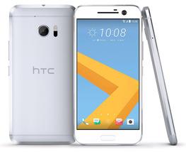 """Htc 10 emea silver 4gb 32gb quad core 12mp 5.2"""" screen android 6.0 4g smartphone - $348.80"""