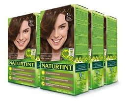 Naturtint Permanent Hair Color - 5G Light Golden Chestnut, 5.6 fl oz 6-pack - $80.71