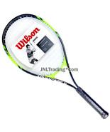 Wilson Advantage XL Adult Starter Tennis Racket w/ Oversized Head, Grip:... - $49.99