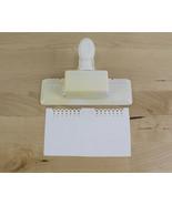 Martha Stewart 3 Dot Scallop Border Edge Around the Paper Punch - $19.99