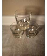 (3) EL JIMADOR TEQUILA GLASSES--TUMBLERS / ROCKS / COCKTAIL --FREE SHIP-... - $35.27