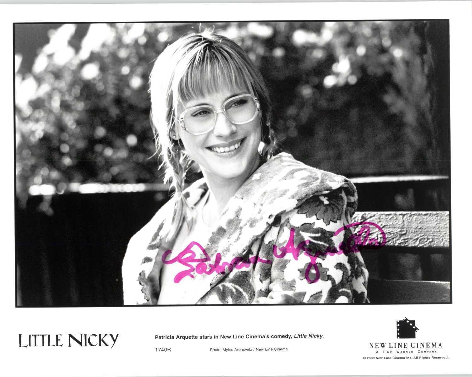 "Primary image for Patricia Arquette Signed Autographed ""Little Nicky"" Glossy 8x10 Photo"