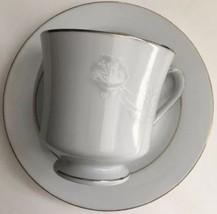 Fashion Royale REMEMBRANCE 3 Piece Set White Fine China M-5612 - $18.80
