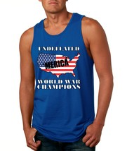 Men's Tank Top Undefeated World War Champions 4th Of July - €10,73 EUR+