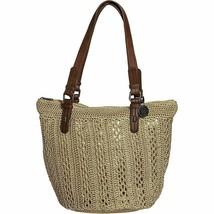 NWT The Sak Crochet Alpine Tote Bag - Alpine - $42.56