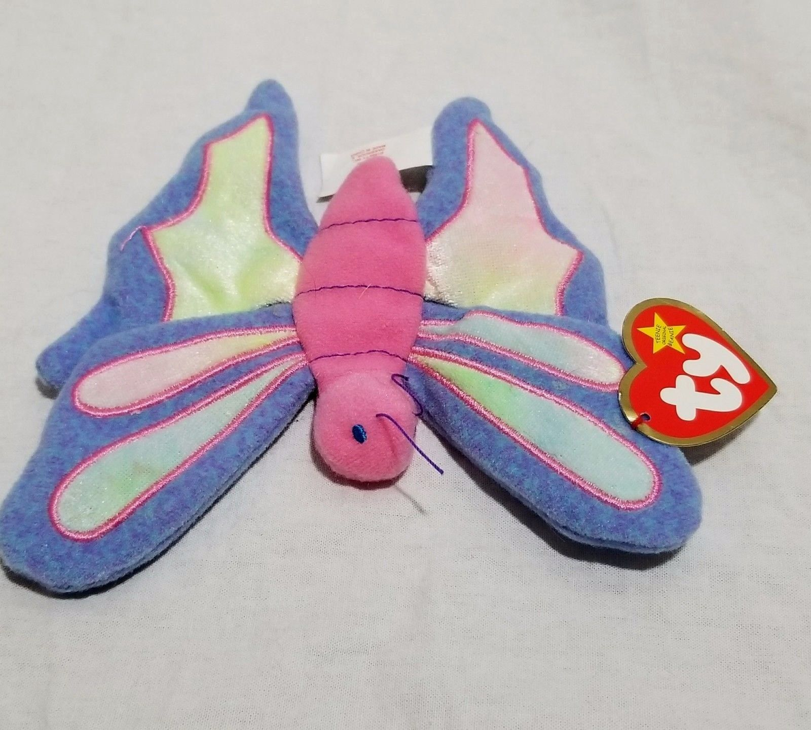 0baf8c49840 Flitter The Butterfly Ty Teenie Beanie Baby and 32 similar items. 57