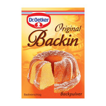 Dr. Oetker- Backin Pulver ( Baking Powder ) 10 Pack - $4.54