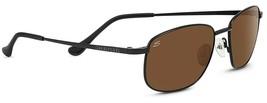 Serengeti MONREAL Satin Black / Polarized Drivers Sunglasses 8398 - $197.01