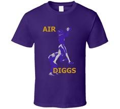 Air Diggs Stefon Wide Receiver Minnesota Football The Catch T Shirt - $18.49+