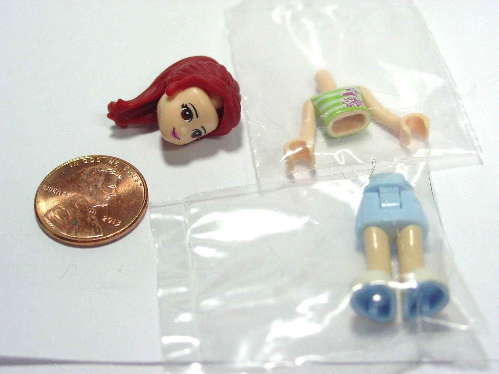 LEGO Mia Minifigure from 41015 Dolphin Cruiser Friends set