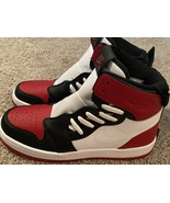 *NEW* Nike Air Jordan 1 Retro Nova XX Bred Toe AV4052-106 White Red Black 9.5 - $295.99
