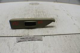 2003-2006 Infiniti G35 Sedan Rear Right Pass Window Switch OEM Box1 20 6F4 - $14.84