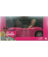 Barbie - Convertible Pink Car and Barbie Doll Gift Set - $39.55