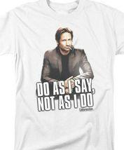 Californication comedy-drama tv series David Duchovny graphic t-shirt SHO309 image 3