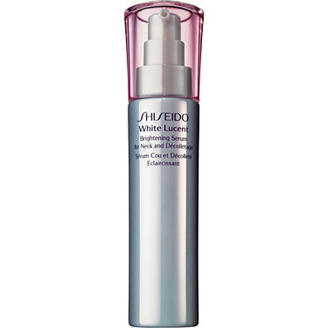Primary image for Shiseido White Lucent Brightening Serum for Neck and Decolletage BNIB