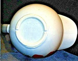 Vintage McCoy Water Pitcher McCoy 2527 USA AA19-1404 image 3