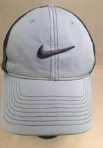 Nike VR 20XI Blue Mesh Trucker Hat FlexFit M/L - $5.44