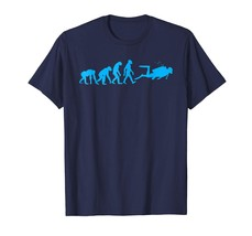 Dad Shirts -  Evolution Of Dive Gift Shirt For Boys & Girls Who Are Dive... - $19.95+