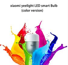 Xiaomi Mi Yeelight E27 Led Original Multi Color Remote Control Brightnes... - $32.99