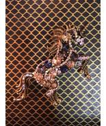 Beautiful vintage unicorn mythical brooch - $12.00