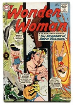 Wonder Woman #141 comic book DC COMICS-Silver-Age 1963 FN- - $50.44